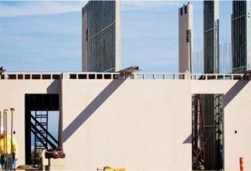 murs porteurs de charge – conception robuste garantissent