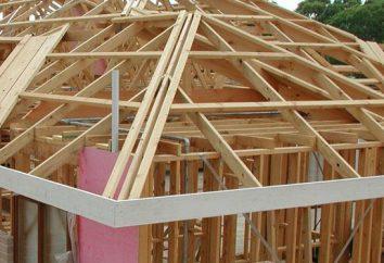 Dach linią przerywaną. Z rękami budować nie tak trudne