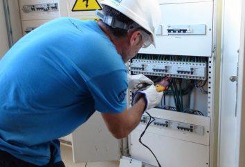 Klasyfikacja pomieszczeń według ryzyka porażenia prądem elektrycznym (PUE i GOST)