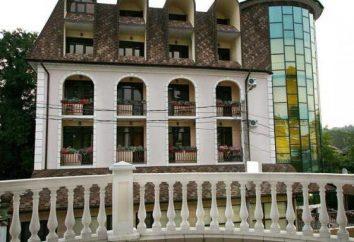 Hotel Yuzhny (Dagomys, Soczi): przejdź do mapy