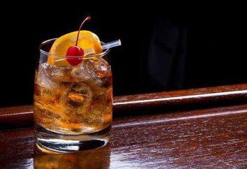 "Cocktails ""Old fashion"": história, receita"