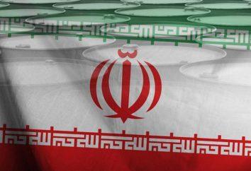 Iran: Öl und die Wirtschaft