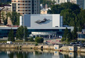 """Cine """"Cosmos"""" (Ekaterimburgo). El secreto de un medio siglo de éxito"""