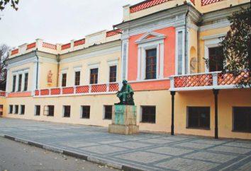 Dom-Muzeum Aivazovsky w Teodozja