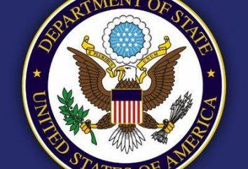 Departamento de Estado – um Departamento de Estado: estrutura, função. Departamento do estado