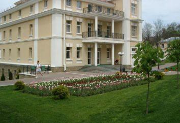 "Kislovodsk ""Dolina wody mineralnej"" (spa): opinie, zdjęcia"
