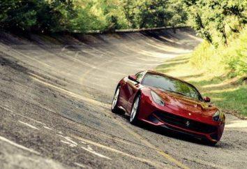 Ferrari F12 Berlinetta: specyfikacje techniczne, przegląd i test drive