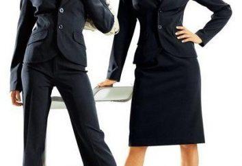 vêtements de qualité style d'affaires pour les filles