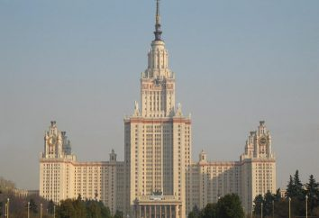 Comment ont-ils appelé les gratte-ciel de Staline? Pourquoi les immeubles de grande hauteur de Staline avaient-ils un tel nom?