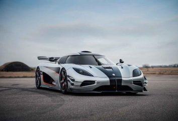 Koenigsegg One: najbardziej interesujące o szwedzkim supercar za 2 miliony dolarów