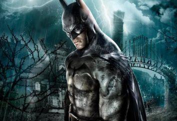 """La gestione e il passaggio di """"Batman: Arkham Asylum"""""""