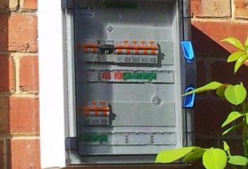 Quadro elettrico: i tipi, la funzione, l'installazione