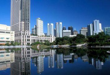 Malesia: Kuala Lumpur è una città del giardino