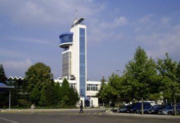 """Aeropuerto Burgas – Bulgaria """"puertas de aire"""""""