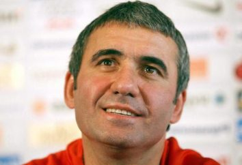 George Hadzhi. Biografia Carpathian Maradona