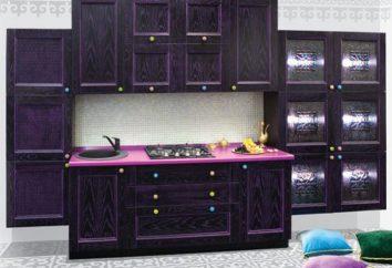 """Kitchen """"Trio"""" – mobiliário confortável"""