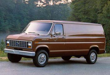 "Coche ""Ford Ekonolayn"" (Ford Econoline): Especificaciones, tuning, opiniones"