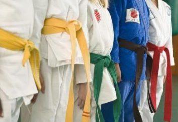 Trochę lekcja: jak wiązać pas na kimono