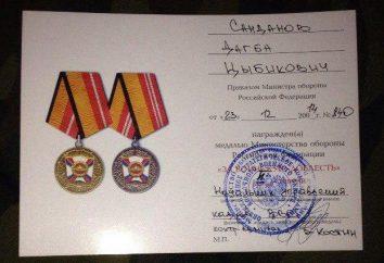 """La medalla """"Valor Militar"""" ayer y hoy"""