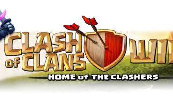 Die Ausrichtung der th6 das Spiel Clash of Clans