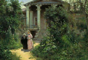 """""""Häuser des alten Moskau"""": Engagement nette Antike"""