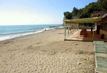"""O centro de recreação """"Golden Bay"""" (Pitsunda): descrição, Comentários de turistas"""