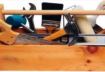 Jak zrobić skrzynka narzędziowa z rękami?
