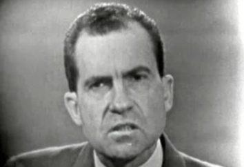 Richard Nixon – Il presidente 37a degli Stati Uniti d'America. biografia