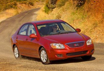 """""""Kia Spectra"""" – przeglądy właścicieli i charakterystyczny koreańskiej sedan"""