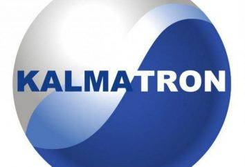 """""""Kalmatron"""": specyfikacje techniczne i opis"""