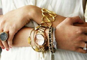E 'possibile indossare oro e argento, e guardare alla moda?