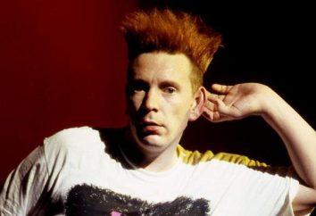 Dzhonni Rotten et les Sex Pistols. début