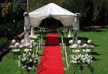 Najlepszym dekoracja sali weselnej z rękami