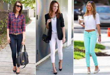 Che scarpe da indossare con pantaloni corti? vestiti alla moda per le ragazze