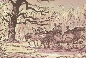 Image et description du chêne dans le roman « Guerre et Paix » par L. N. Tolstogo