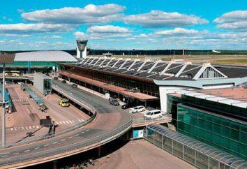 Parking à l'aéroport de Helsinki-Vantaa: à court terme et à long terme
