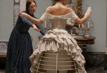 sous-vêtements corseterie: types, la description et les photos