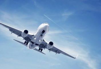 """Aéreas """"Ural Airlines"""": comentários e Descrição"""