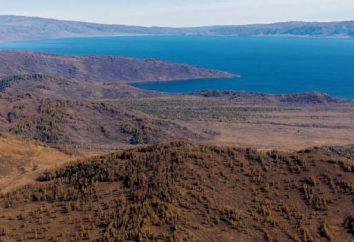 Markakol – jezioro we wschodnim Kazachstanie: opis. Zasoby wodne Kazachstanu