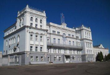 Ciudad de Udmurtia: Sarapul, Mozhga, Glazov. breve descripción de