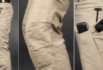 pantaloni tattici multifunzionali. vantaggi