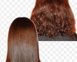 Cómo hacer que su cabello lacio y sin planchar en casa?