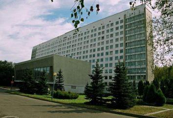 Miasto Szpital Kliniczny № 15 nazwisk. Filatov (Moskwa): lekarze, szpital, oficjalna strona internetowa i referencje pacjenta