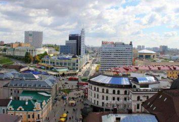 taras widokowy, Kazan opis, cechy i ciekawostki