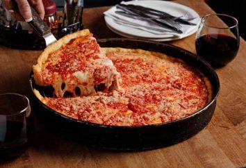 Chicago Pizza – przepis ze zdjęciami