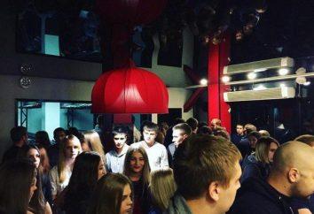 Os melhores clubes nocturnos: Krasnoyarsk