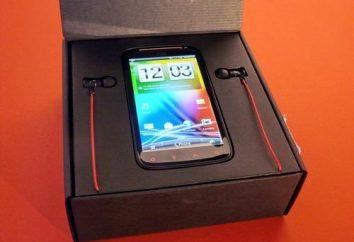 Telefon HTC Beats Audio: Specyfikacja