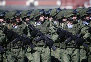 Abbigliamento nell'esercito – questa non è una punizione, ma l'adempimento di tutti gli obblighi