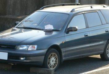 """""""Toyota Kaldina"""": specyfikacje techniczne i opinie"""
