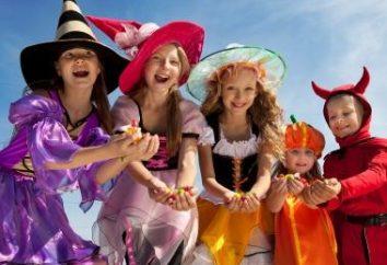 concursos de diversão para as crianças – um atributo obrigatório de todo o feriado
